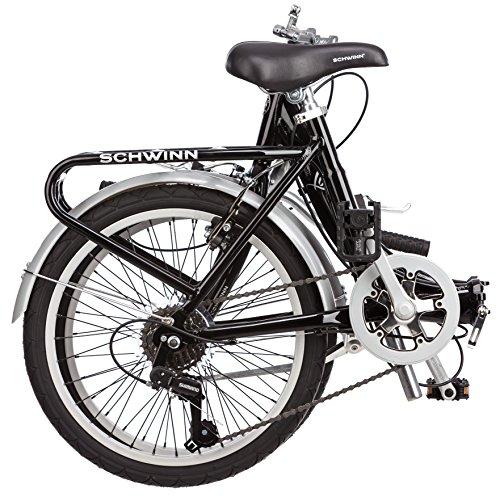 Schwinn-20-Inch-Loop-Folding-Bike-Black-0-0