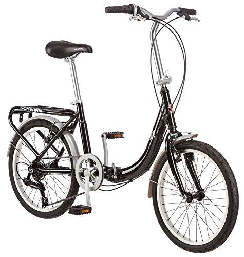 Schwinn-20-Inch-Loop-Folding-Bike-Black-0-1